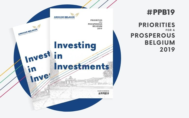 Investing in Investments - 2019 Priorities for a Prosperous Belgium