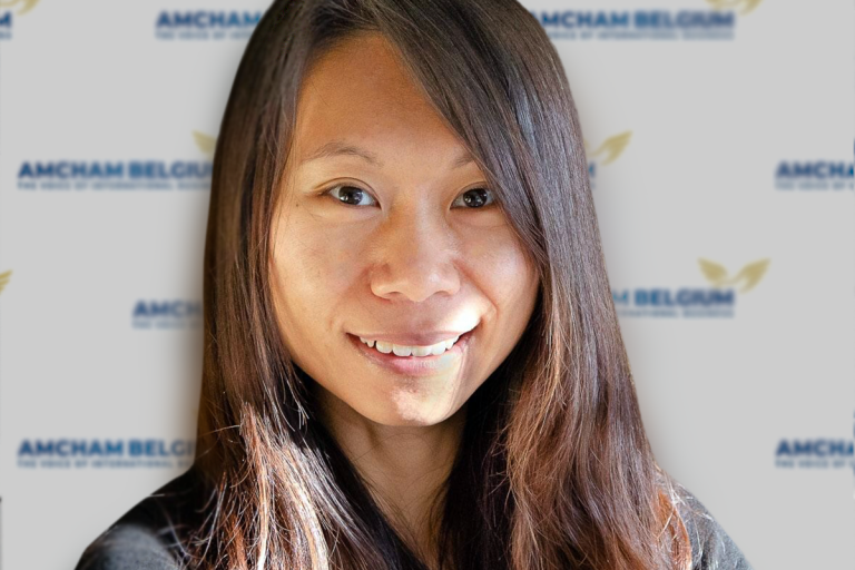 Ka Yan Kwok, Administration and Finance Assistant at AmCham Belgium