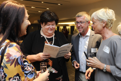 Innovative Healthcare in Belgium event with Maggie De Block