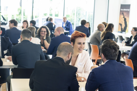 Leaders of Todays and of Tomorrow - Young Professionals Speed Networking